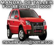 Ecosport 2004 2005 2006-2007 - Manual De Taller y reparacion repair7