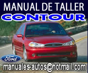 Manual Reparacion Ford Contour Mystique 1997 1998 1999 2000