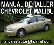 Manual Reparacion Chevrolet Malibu 2002
