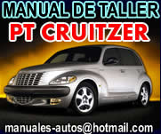 Manual Original Reparacion Chrysler Pt Cruiser 00-06 Español