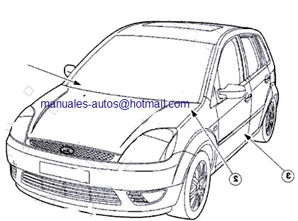 2000 Ford F 250 Fuse Box Diagram besides 93 Mercury Sable Engine Diagram in addition Engine Cooling Circuit Wiring moreover 2000 Focus Fuel Filter Location as well 2003 Dodge Grand Caravan Neutral Safety Switch Location. on diagram of 2004 ford ranger fuse box