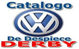 Manual Catalogo De Despiece Volkswagen Derby Mex 95-08