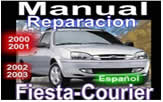 Manual De Reparación Ford Fiesta Courier 2000 2001