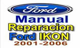 Manual De Reparacion Ford Ikon 2002 2001 2002 2003 2004 2005 2006 2007