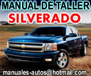 Manual Catalogo De Reparacion Chevrolet Silverado