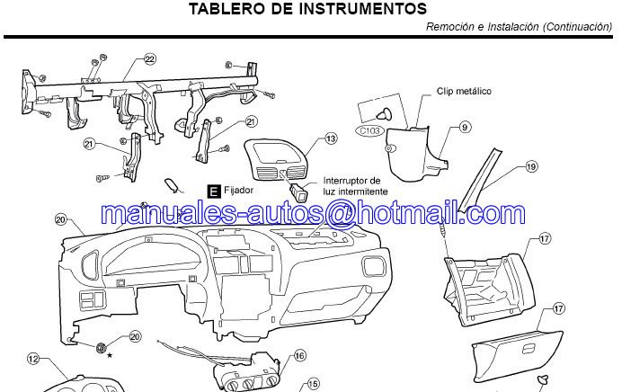 Manual De Reparacion Nissan Sentra 2000 2001 2002 2003 2004 2005 2006 on 2005 nissan pathfinder parts