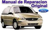 Manual de Reparacion Ford Windstar 1998-1999-2000
