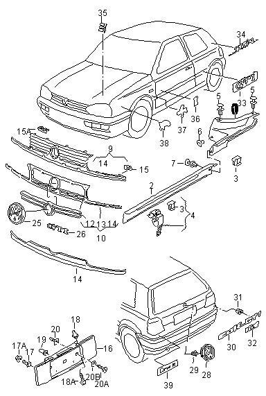55 59 2nd Series Chevy Pickup Front End Parts moreover Clutch To The Floor When Hot 65294 likewise Watch as well 2009 Chevrolet Silverado 2500 Evaporator And Heater Parts Diagram additionally Honda Accord Maintenance Wiring Diagrams. on 1994 volkswagen golf