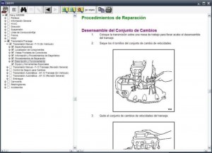 Manual De reparacion motor suspension chevy 2000 2001 2002