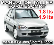 Manual De Ford Escort 1995 1996 1997 1998