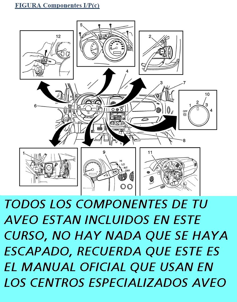 Manual De Reparacion Chevrolet Aveo 2004 2006