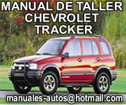 Manual Catalogo Despiece Para Chevrolet Tracker 2001-2004