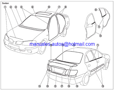 Parking Lights Wiring Diagram For Ford moreover Ford F 150 1995 Ford F150 Gears likewise T17327465 Need distribution box diagram ford e150 further RepairGuideContent together with Ford Ranger Brake Pad Diagram. on 2004 f150 parking brake diagram