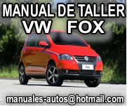 Manual De Reparacion Volkswagen Fox 2006 2007