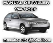 Manual De Taller Volkswagen Gol Y Golf 1.6 1.8 2.0