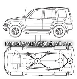Manual De Reparacion Jeep Liberty 2004