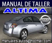 Manual De Reparacion Nissan Altima 2006 2007