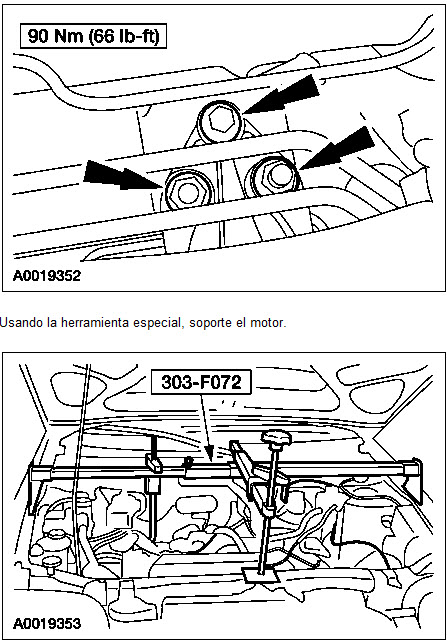 Manual De mecanica Ford Escape 2003