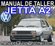Manual de taller Volkswagen Golf Jetta A2