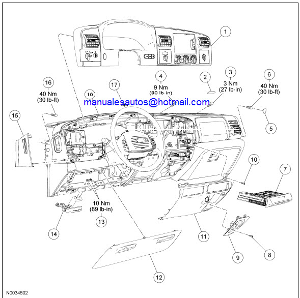2008 2007 Ford Fusion Manual De Reparacion Y Taller on sport trac wiring diagram