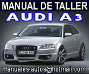 Manual De Reparacion Audi A3 2003 2004 2006 2007-Manual De Fallas y Diagnosticos, Codigos de Error ( No Manual De Taller)