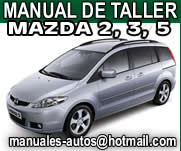 Manual De Reparacion Mazda 2002 2004 2005 2007- Manual De Fallas y Diagnósticos (No Manual De Taller)