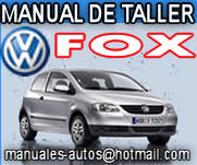 Manual De Reparacion Volkswagen Fox 2005 2006 2007- Manual De Fallas y Diagnósticos (No Manual De Taller)