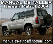 Manual De Reparaciono Nissan Patrol 2004 - repair7