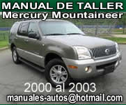 Mercury Mountaineer 2002 2003 Manual De Reparacion Ford