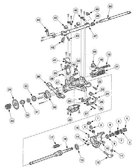 Manual De Reparacion Ford Windstar 1998
