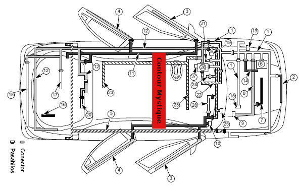 manual de reparacion ford contour mystique 1997 1998 1999 2000